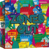 Zoned Out Plus Secret Goal Cards Bundle (Kickstarter Special) Board Game Grey Fox Games KS001013A