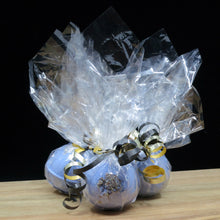 "French Lavender Bath Bomb (2"") - Black Gold Soap Company"
