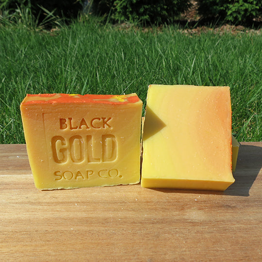 Fresh Squeezed - Black Gold Soap Company