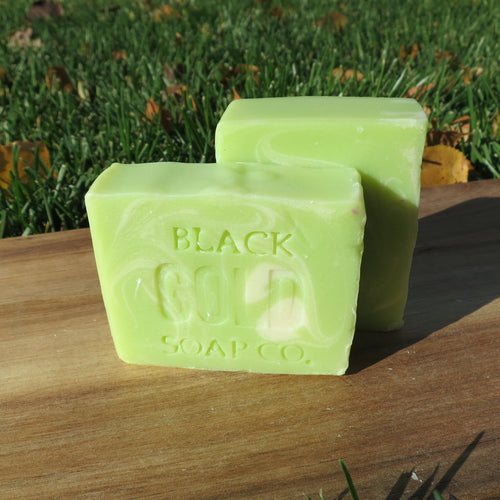 Matcha Tea Latte - Black Gold Soap Company