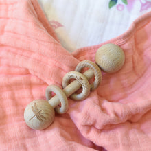 Classic Baby Rattle (Dragonfly)