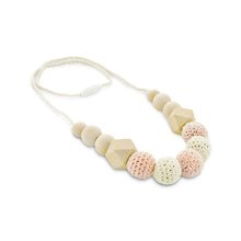 'Rose' Teething Necklace