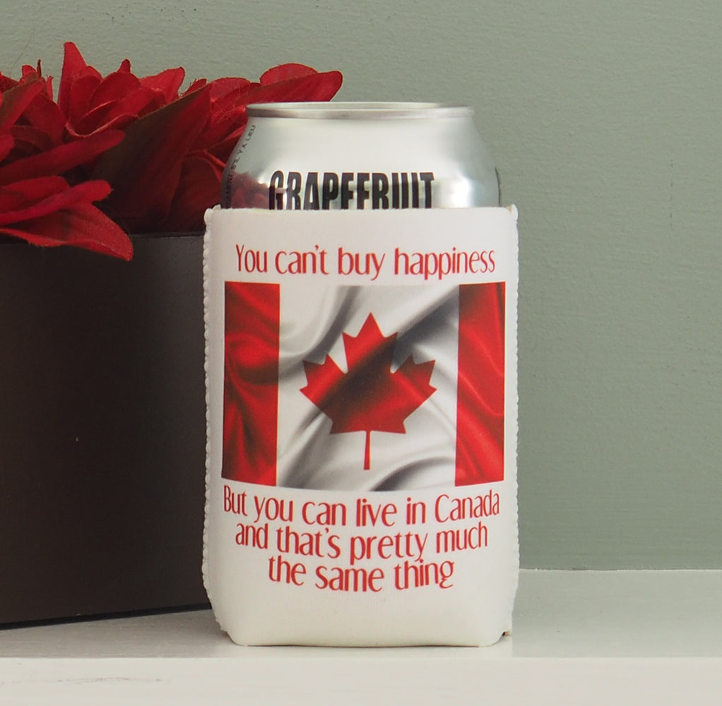 Canada Day Koozies - Perfect to keep your beer/pop cold - multiple designs