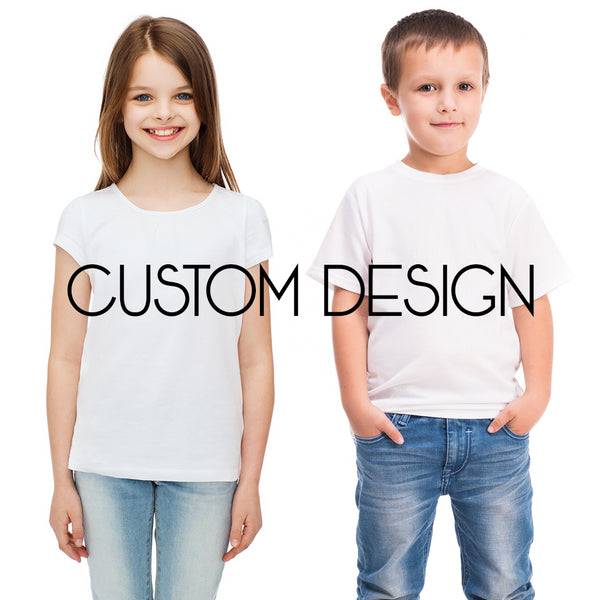 Custom Children's Tshirt