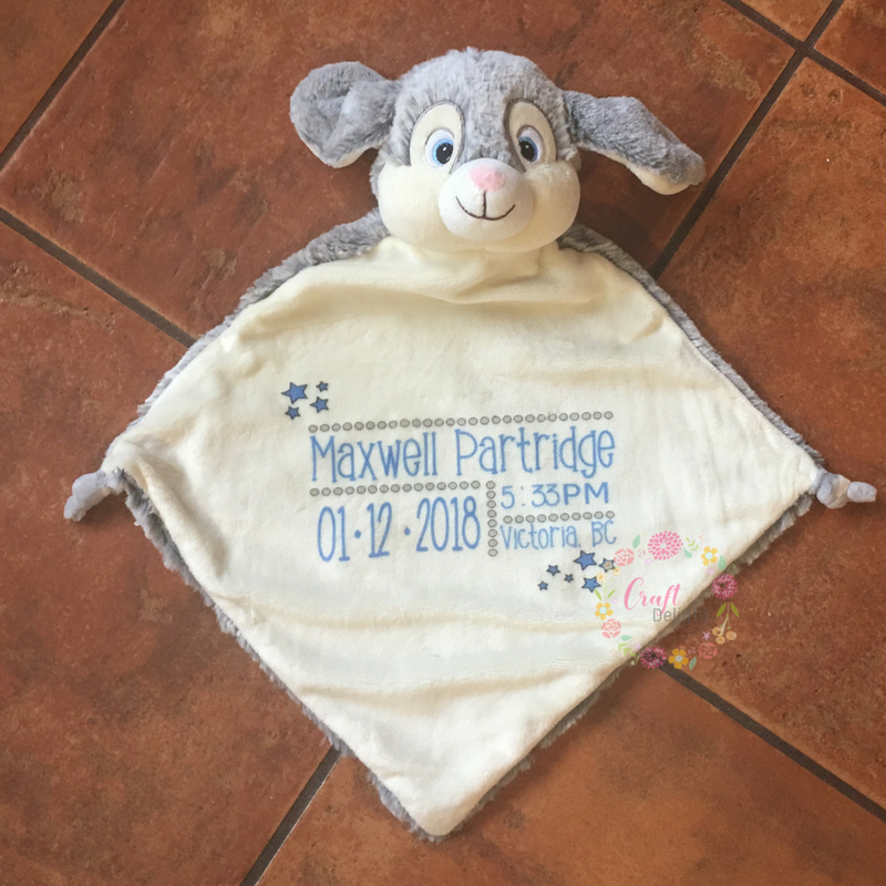 Personalized Security Blanket