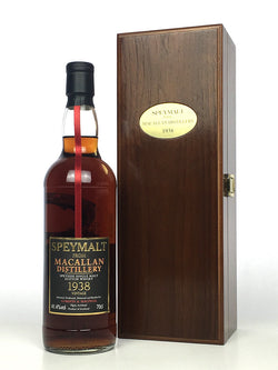 1938 Macallan G&M Speymalt 65 Year Old (bottled 2004)