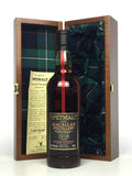 1938 Macallan G&M Speymalt (bottled 2004)