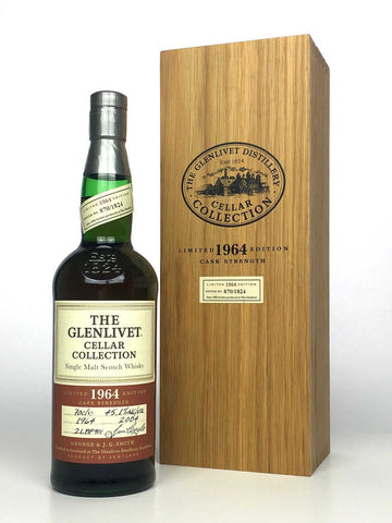 1964 Glenlivet Cellar Collection (bottled 2004)