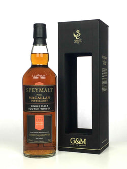 1967 Macallan G&M Speymalt (bottled 2016)