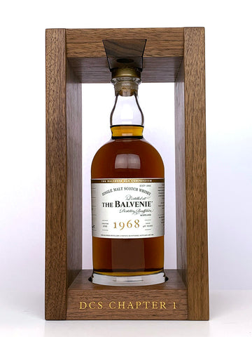 1968 Balvenie 46 Year Old DCS Chapter 1