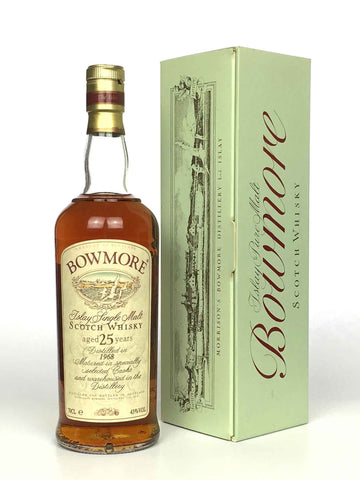 1968 Bowmore 25 Year Old