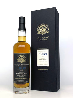 1968 Bowmore 40 Year Old Single Cask Duncan Taylor 'Peerless'