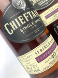 1968 Springbank 40 Year Old Single Cask Chieftain's