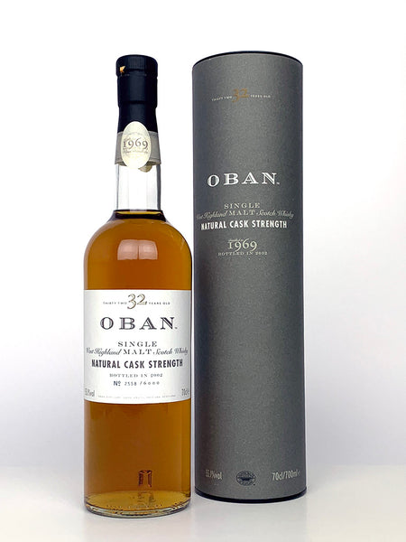 1969 Oban 32 Year Old