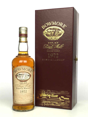 1972 Bowmore 27 Year Old