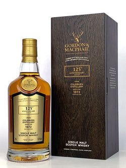 1972 Coleburn Single Cask Gordon MacPhail 125th Anniversary