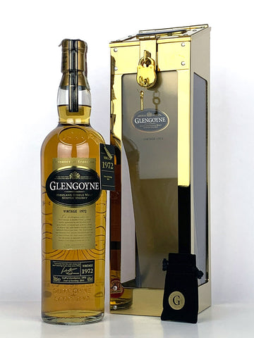 1972 Glengoyne Spirit Safe Edition (bottled 2011)