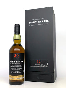 1978 Port Ellen 39 Year Old