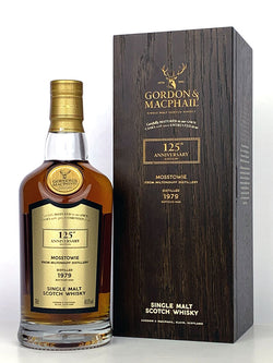 1979 Mosstowie Single Cask Gordon MacPhail 125th Anniversary
