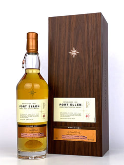 1979 Port Ellen 40 Year Old Casks Of Distinction #6819