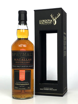 1980 Macallan G&M Speymalt (bottled 2012)