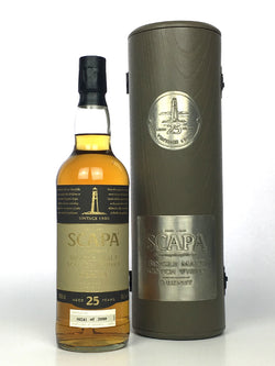 1980 Scapa 25 Year Old