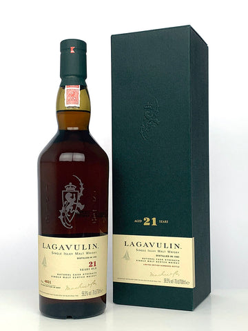 1985 Lagavulin 21 Year Old