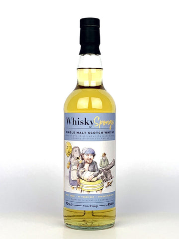 1987 Secret Speyside 32 Year Old Single Cask Whisky Sponge