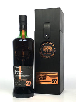 1990 Macallan 27 Year Old Single Cask Scotch Malt Whisky Society 24.129