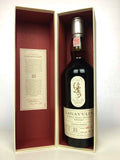 1991 Lagavulin 21 Year Old Sherry Cask