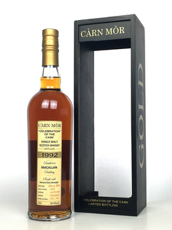 1992 Macallan 25 Year Old Single Cask Carn Mor