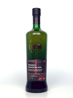 1993 Clynelish 25 Year Old SMWS 26.125 Valentin's Moustache Wax