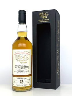 1994 Craigellachie 25 Year Old Single Cask Single Malts of Scotland