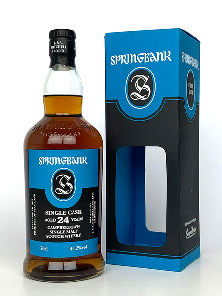 1994 Springbank 24 Year Old Single Cask
