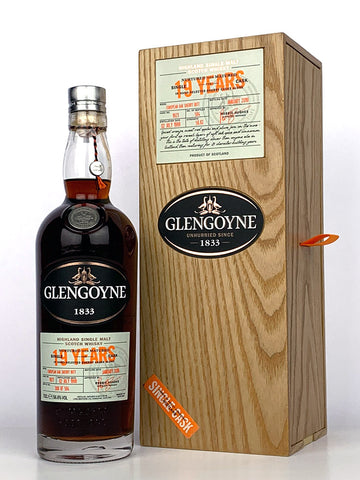 1998 Glengoyne 19 Year Old Single Cask #1921