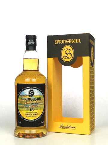1999 Springbank 16 Year Old Local Barley