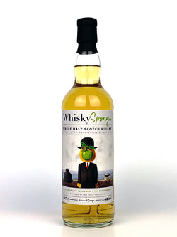 2000 Candlekitty 19 Year Old Whisky Sponge (Clynelish)