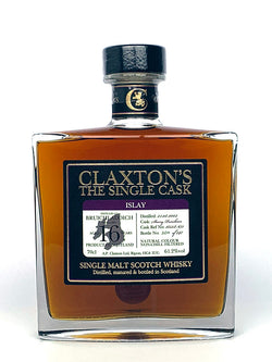 2002 Bruichladdich 16 Year Old Single Cask Claxton's