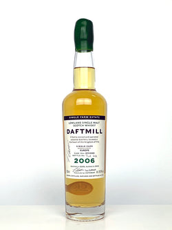 2006 Daftmill Single Cask #77 For Europe (Signed by Francis Cuthbert)
