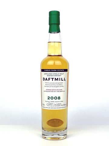 2008 Daftmill Summer Batch Release