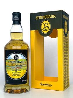 2009 Springbank 9 Year Old Local Barley