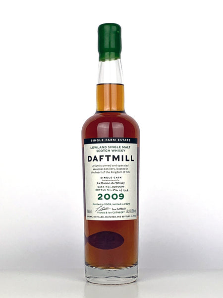 2009 Daftmill Single Cask #28 For LMDW