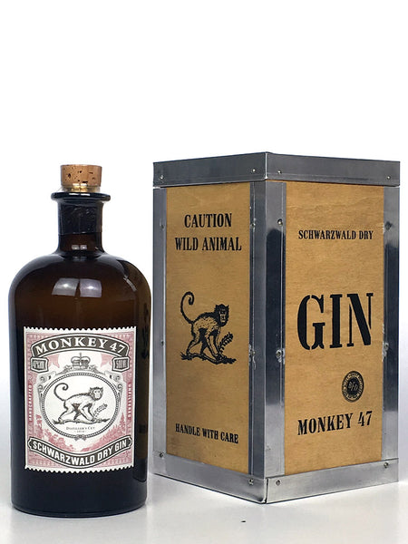 Monkey 47 Distiller's Cut (2014 Release)