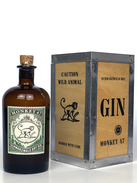 Monkey 47 Distiller's Cut (2015 Release)
