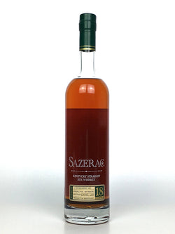 Sazerac 18 Year Old (2017 Release)