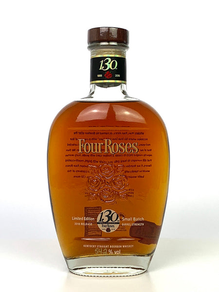 Four Roses Limited Edition Small Batch 130th Anniversary (2018 Release)