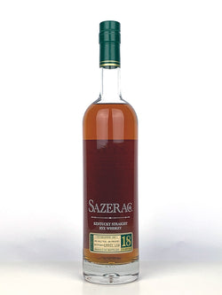 Sazerac 18 Year Old (2018 Release)