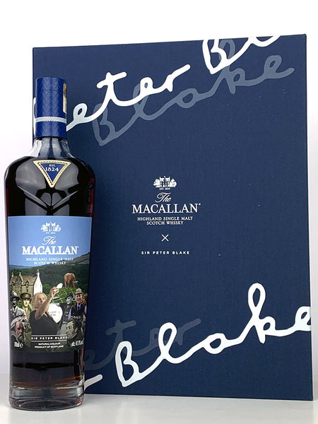 Macallan Sir Peter Blake An Estate, a Community and a Distillery