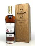 Macallan 30 Year Old Sherry Oak (2018 Release)