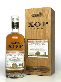 1977 Macallan 40 Year Old Single Cask Douglas Laing XOP